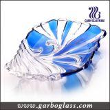 De mooie Kom van het Fruit van het Glas van Docorative van de Kleur van de Nevel