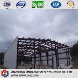 Structure mobile en acier de lumière d'entrepôt