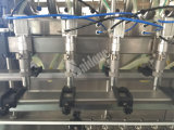 Máquina de rellenar del precio de fábrica de Shangai, máquina automática del llenador