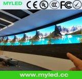 Visualización de LED para hacer publicidad/promoción /P6