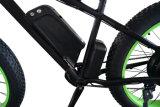 Bike тучной автошины электрический с батареей лития сплава Al