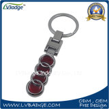 Vários Chrome Metal Car Logo Key Ring