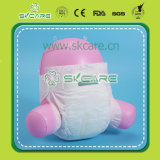 Breathable와 연약한 처분할 수 있는 아기 기저귀 아기 냅킨 아기 제품