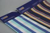 Garn gefärbtes Satin-Baumwollausdehnungs-Gewebe