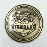Kundenspezifische Zink-Legierung Druckguss-Bronzen-Münzen