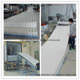 Плитка крыши PVC ASA дешевого трапецоида строительных материалов составная