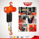Arbeitsaufgabe 1am elektrische Kettenhebevorrichtung 1 Tonnen-3m~15m