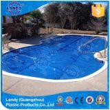 泡プールの太陽プラスチックカバー