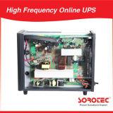 UPS en línea de alta frecuencia 1kVA - 20kVA del LCD de la fuente de alimentación la monofásico con el certificado del Ce