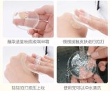 Esponja facial del maquillaje del masaje hecha en el mezclador 100% del gel de silicona