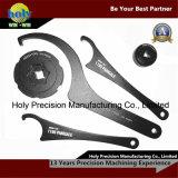 Ducati utiliza ferramentas as peças feitas sob encomenda do alumínio do CNC