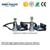 세륨을%s 가진 경제적인 시스템 고품질 Sg7110 Galvo 헤드 스캐너는 승인했다