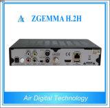 Комбинированное H. 2h Zgemma приемника с тюнер гибрида DVB-S2 + DVB-T2/C