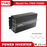 1500W de Omschakelaar van de Macht van de auto gelijkstroom 12V aan AC 110V 60Hz de Dubbele 2.1A 5V Adapter van de Lader USB