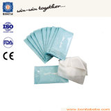 BNT-300 hanno bagnato la macchina imballatrice di piegatura del tessuto e (1~2PCS/pack)