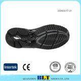 Qualität Voll-Korn Leder-Mann-Sicherheits-Schuhe
