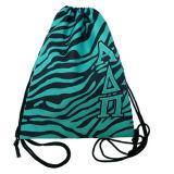 Faire votre propre sac à dos de basket-ball d'équipe sur un sac de cordon d'épaule