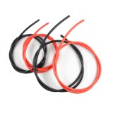 Cable solar TUV&UL negro y rojo Mc4X2.5-B de 2.5mm2 del conector Mc4