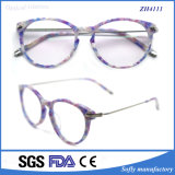 Hot Fashion Colorful Design Optical Frames Acétate Lunettes