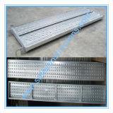 建物のための安全な耐久の構築の足場板
