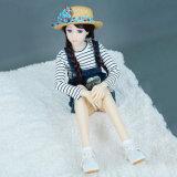 Doll van het Geslacht van 128cm, Vlak Japans Sexy Doll van de Borst