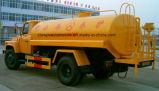 10 caminhão da água de Cbm do caminhão de petroleiro 10 do sistema de extinção de incêndios das rodas do quilolitro Dongfeng 4X2 6