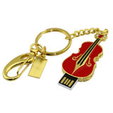 싸게 수정같은 Keychain 기타 USB 펜 드라이브 U 디스크 부피