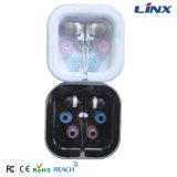 Mischfarben-spezieller kundenspezifischer Kopfhörer für MP3