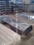Folha de telhado de madeira de papelão ondulado / Telhas de telhado de metal ondulado
