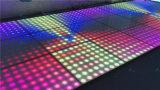 결혼식과 바를 위해 최고 호리호리한 단계 특허 LED 댄스 플로워를 판매하는 가장 새로운 상단