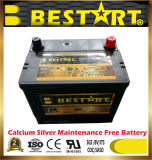 12V50ah de verzegelde AutoBatterij van Bci van de Batterij van de Auto van het Onderhoud Vrije 86mf