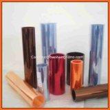 película flexible fina del PVC claro suave del embalaje o de la impresión de 0.03m m