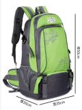 Do saco impermeável ao ar livre masculino do computador do lazer da trouxa do saco do curso da grande capacidade de saco de ombro versão coreana do saco fêmea do alpinismo do curso
