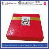 Het Vakje van de Gift van het Document van het Karton van de Chocolade van de Kleur van de Druk van Nice