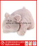 Palier animal de jouet de peluche de crabot mignon
