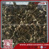 Glasig-glänzende keramische Porzellan-Marmor-Fußboden-Polierfliesen der Fußboden-Fliese-600X600mm 800X800mm (AIM6A40)
