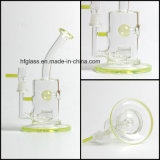 1. Class Quality 8 Inches Toro Glass Smoking Water Pipe mit Jet Perc durch amerikanisches Imported Color