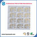 PWB del aluminio con el orificio especial del orificio contrario del fregadero del PWB del LED (HYY-116)