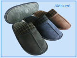새로운 온난하고 편리한 Men′ 겨울에 있는 S 실내 슬리퍼