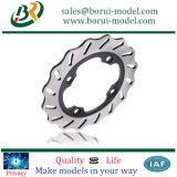Cnc-maschinell bearbeitenpräzisions-Aluminiumersatzteile