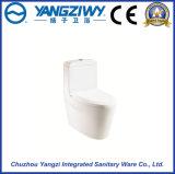 Cuvette de toilette de gicleur de Siphonic d'Eau-Économie