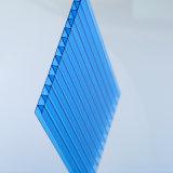 Strato del policarbonato della parete del materiale da costruzione 10mm /12mmfour del tetto