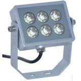 IP65 al por mayor 6PCS DC24V a presión la luz de aluminio del punto de la fundición LED para al aire libre (SLS-16)