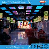 Schermo di visualizzazione locativo dell'interno del LED della fase HD di SMD per P3