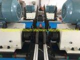 Macchina di smussatura del doppio tubo capo Plm-Fa80 per il tubo d'acciaio