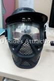 Masque Scott, double couche antibrouillard couleur noire pour jeu de paintball