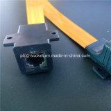 28cm, 32cm, câble plat de Windown de couleur orange de 52cm (Ca-002)