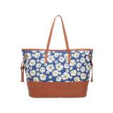 봄 여가 화포 여자 (MBNO042121)를 위한 꽃 어깨에 매는 가방