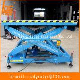 4tons 1.6m гидровлическое Scissor лифт товаров (SJY4-1.6)
