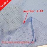 Tela perfurada química tingida tela de Fiberb da tela do poliéster para a matéria têxtil da HOME do vestuário das crianças do revestimento de vestido da mulher